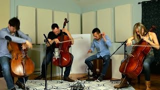 Burn the Witch by Radiohead, arranged and performed live on cello a...
