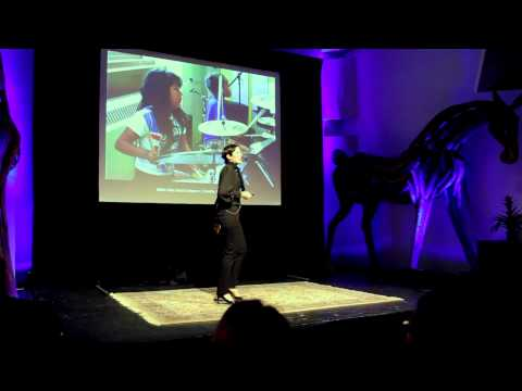 What Rock Music Taught Me About Identity & Transformation: Ingrid Dahl At TEDxFiDiWomen