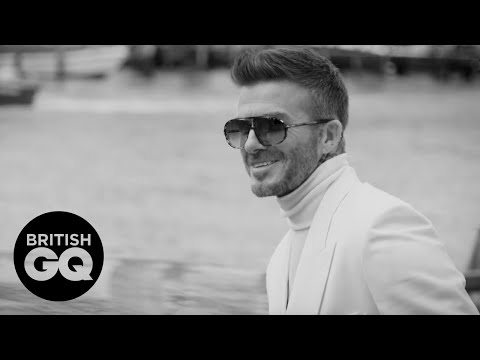 David Beckham: 'I'm proud of the fact that I've come so far, because I could easily have gone in the other direction'