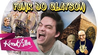 REAGINDO AO FUNK DO CLAYSON!
