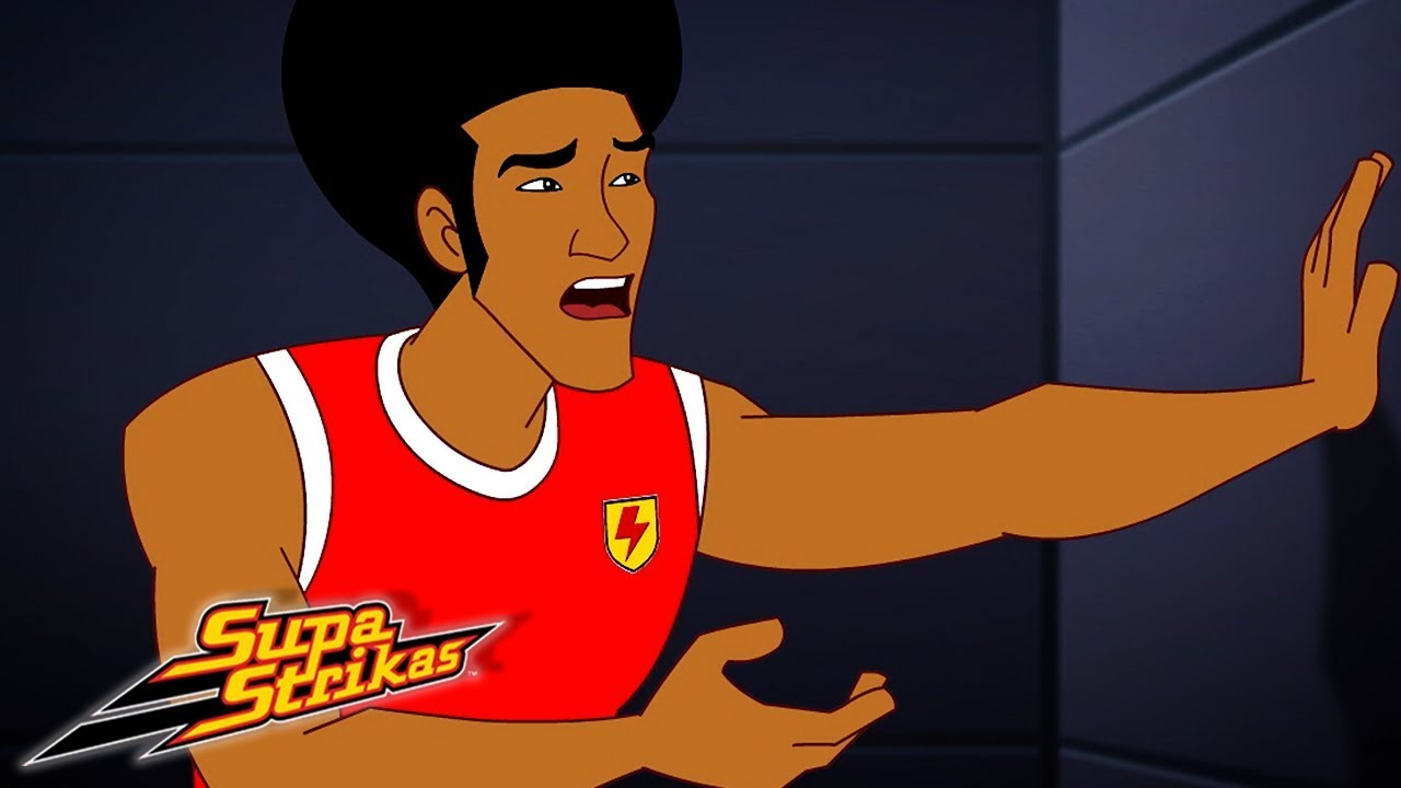 Download SUPA STRIKAS - S01 E02 - Cool Joe Looses His Groove   Football Cartoon   MOONBUG KIDS - Superheroes