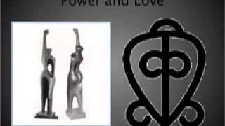 Sankofa, Aesthetics and Adinkra Symbols