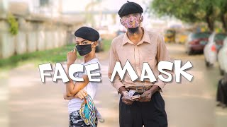 Download Yawa Comedy - FACE MASK (YAWA SKITS, Episode 37)