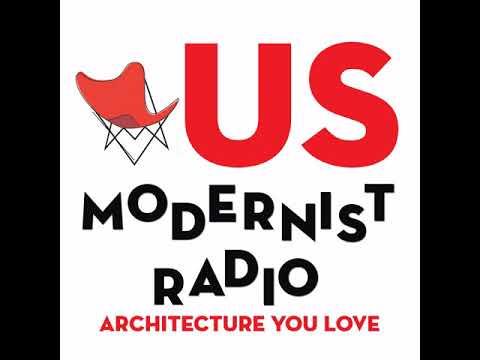 US Modernist Radio Episode 56: Modernism Week 2 - Annalisa Capurro + Alan Hess