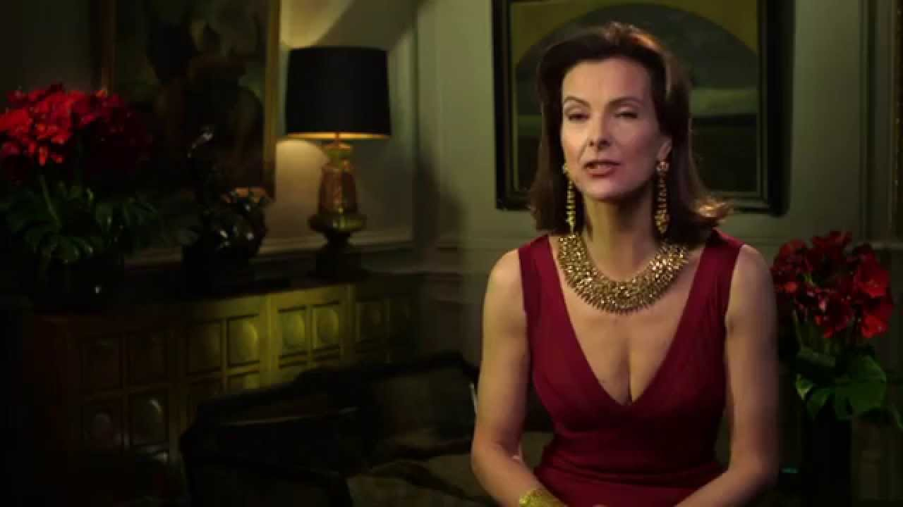 Rosemarys Baby Actress Carole Bouquet Interview YouTube