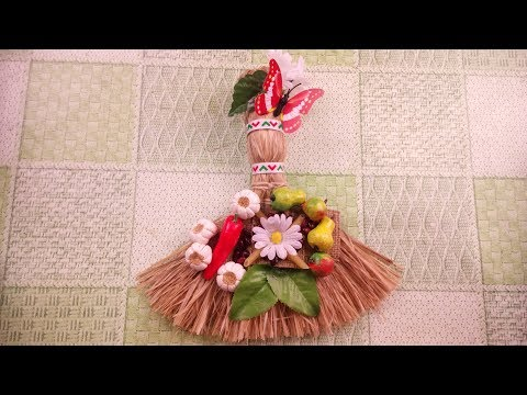 Оберег веник/ Broom DIY. ХоббиМаркет