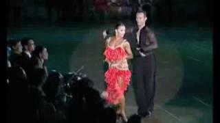 Школа спортивных бальных танцев Киев - Самба Samba
