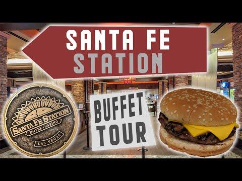 Santa Fe Station Las Vegas - Buffet Tour - Visiting the forgotten Buffet!