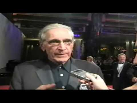 Don Lane Interview from Logies Red Carpet 2006 by Bass (RIP Don 1933-2009)