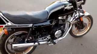 honda cb 450 custom 1986