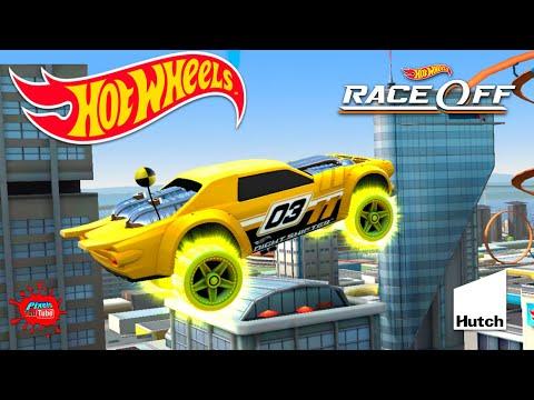 Hot Wheels Race Off New Cars Glow Wheels