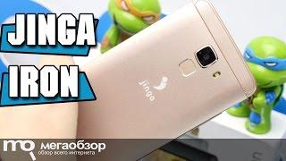 мобильный телефон Jinga Iron обзор