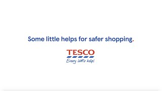 Some little helps for safer shopping | Tesco