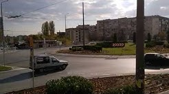 "Стара Загора - новото кръгово кръстовище (бул. Цар Симеон Велики - до магазин ""BILLA"""")"