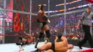 WWE Hell in A Cell 2009: Triple H breaks into the Devils Playground