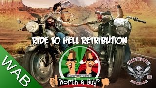 Ride To Hell Retribution Review - Worth A Buy? (Video Game Video Review)