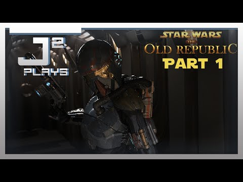 Star Wars The Old Republic Gameplay – Bounty Hunter Campaign – Part 1