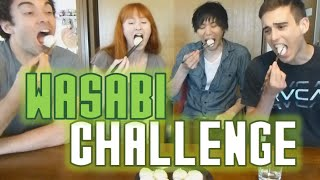 Wasabi roulette challenge! わさびルーレット