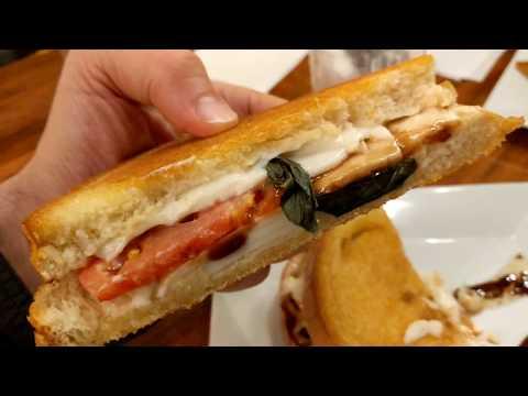 The Grilled Cheese Bistro   Norfolk, Virginia   Vegan Food