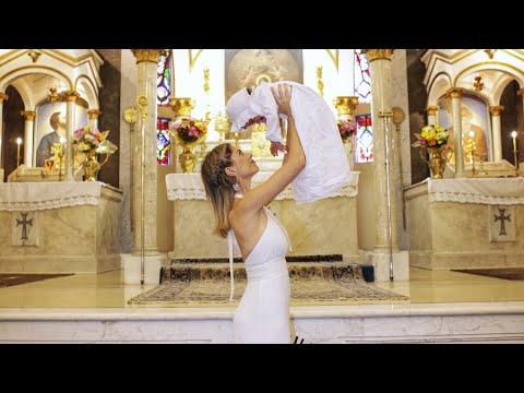 O Batizado da Bella- Cerimônia Armênia como é? - TATA GULUSIAN