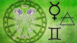 ♊ Horoskooppimeditaatio - Kaksoset