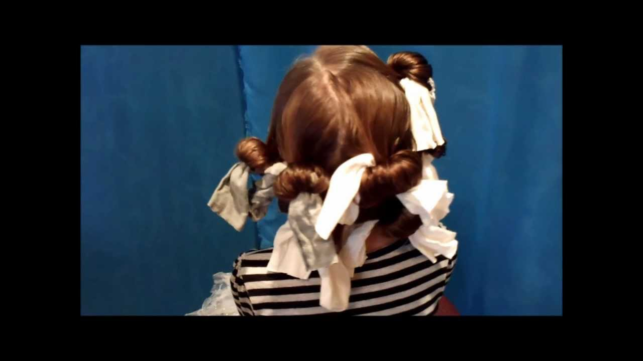 Easy no heat curls and ringlets  How to curl your hair