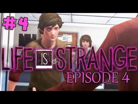 LIFE IS STRANGE: DARK ROOM (#4) Nathan's Room