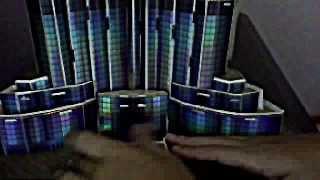 Cubic fun: Burj Khalifa