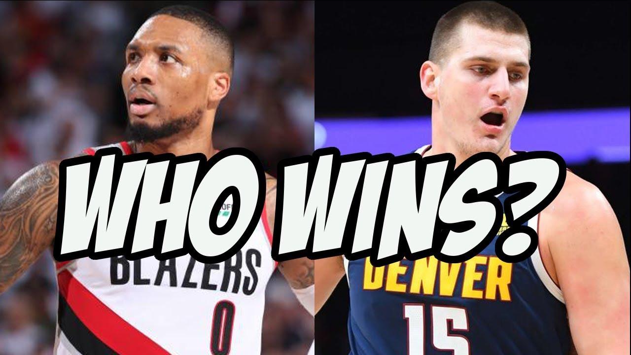 NBA Playoffs 2019: Denver Nuggets vs. Portland Trail