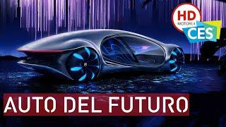 CES 2020: novità TOP AUTO a Las Vegas: il RIASSUNTONE