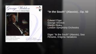 """In the South"" (Alassio) , Op. 50"