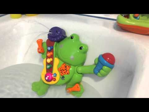 VTECH  Bath time Singing Froggy Water Toy