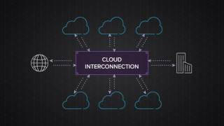 Leverage cloud interconnection services to move and secure your apps to the cloud