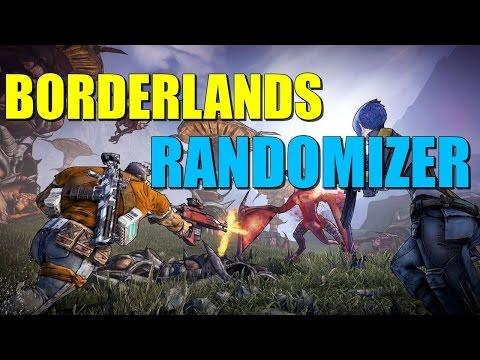 Borderlands Randomizer [2] /w Elegy! ELEGY HAS FAILED ME