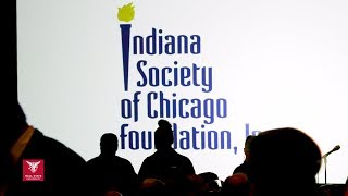 Ball State Honored as the Institution of the Year - Indiana Society of Chicago Gala