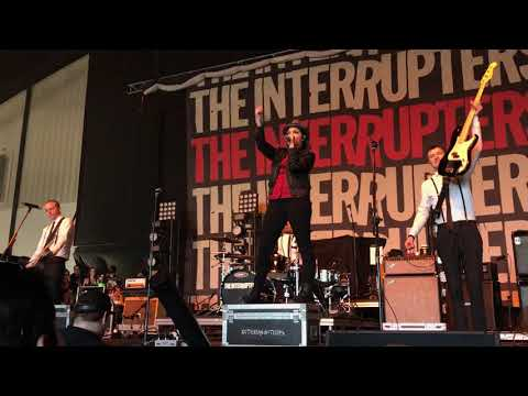 """""""On a Turntable"""" The Interrupters LIVE"""