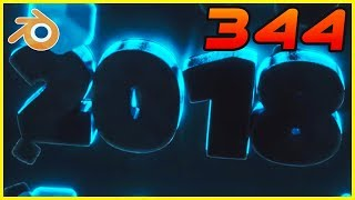 TOP 10 Blender 3D Intro Templates #344 + Free Download