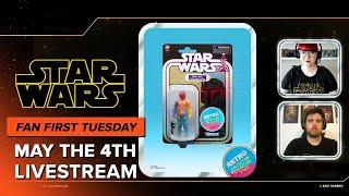 Hasbro Pulse   Fan First Tuesday: Star Wars Day Livestream