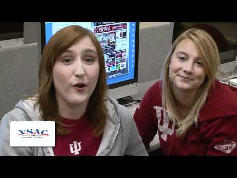 Indiana University NSAC Shopping Survey