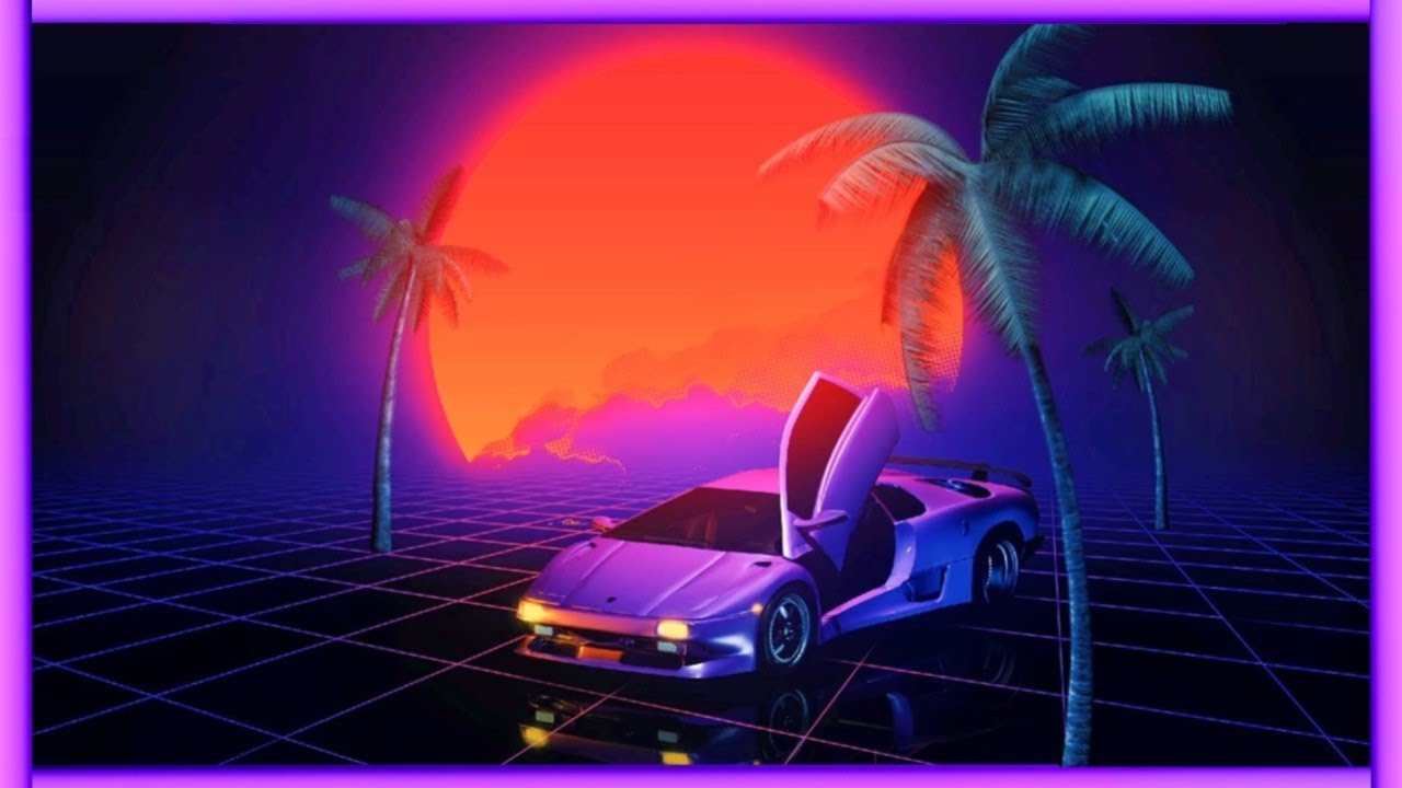 ~ N I G H T D R I V E  -  2 ~ A Synthwave Mix [Chillwave - Retrowave]