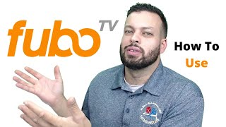 How To Use Fubo TV in less than 3 miniutes 2021 screenshot 1