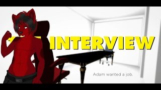 The Interview. What kind of job is this!?!?!?