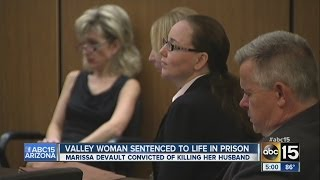 Marissa Devault sentenced to life in prison