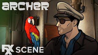Archer | Season 9 Ep. 1: Bye Crackers Scene | FXX