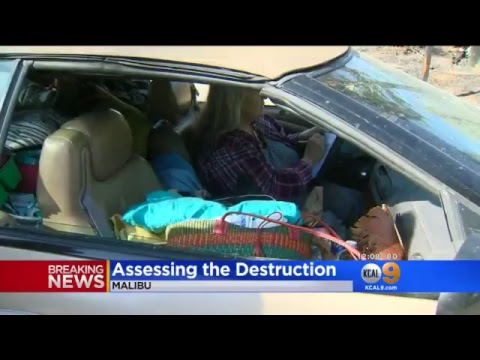 LIVE: Coverage Of The Woolsey Fire