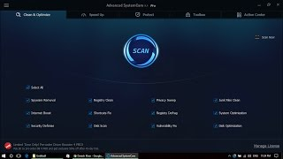 How to activate Advance System Care Pro for free !!Latest Keys are Here!!