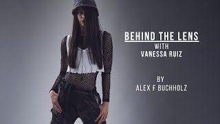 Editorial Photoshoot   Behind the Scenes with Vanessa Ruiz