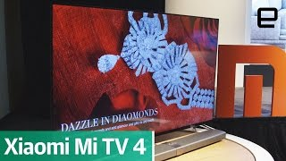 Xiaomi Mi TV 4: Hands-on