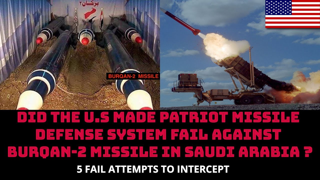 Image result for Failed Anti-Missile Systems Saudi Arabia