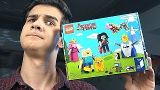 LEGO Время Приключений - НАБОР НА ОБЗОР (21308)